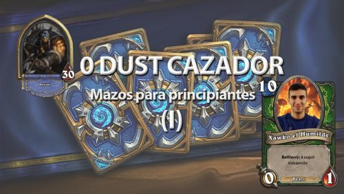 0 dust cazador - ROV Gaming