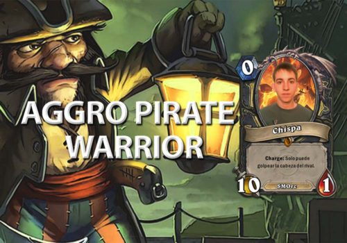 Aggro pirate warrior - ROV Gaming