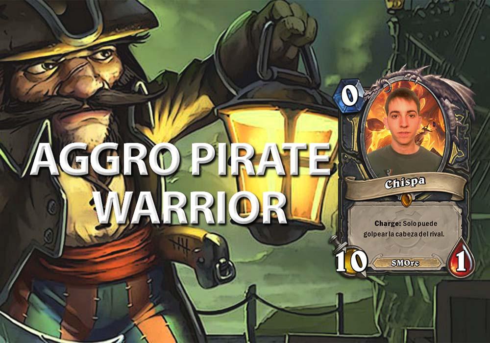 Aggro pirate warrior - ROV Gaming