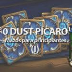 Mazos para principiantes - Picaro - 0 dust - Hearthstone - ROV Gaming