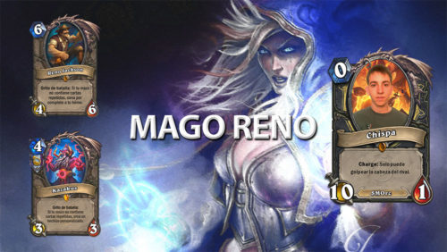 Guia mago Reno - Hearthstone - ROV Gaming
