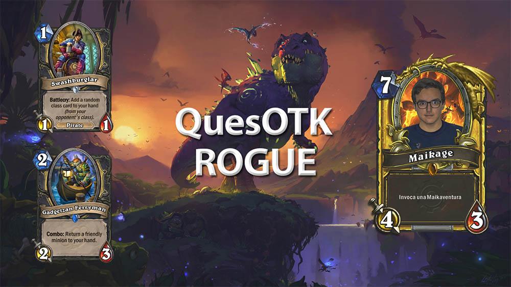 Quest otk - Rogue Hearthstone - ROV Gaming