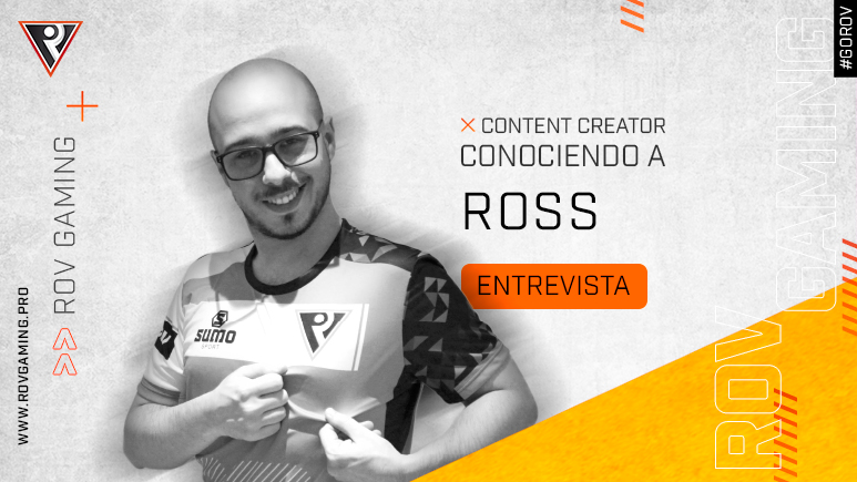 Conociendo a Marc Ross - ROV Gaming